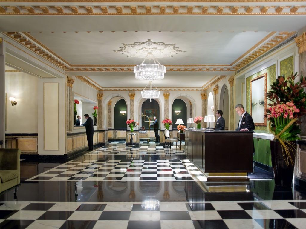 Taj Group Hotel Front Desk