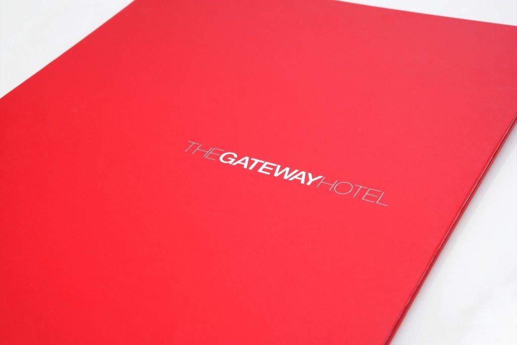 Gateway Hotel (by Taj Group) Marketing Collateral