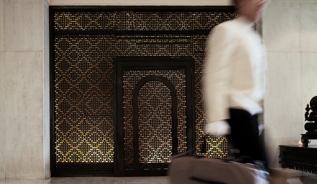 Taj Hotel Group Service Shot