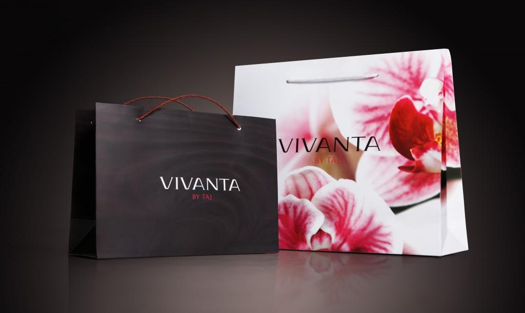 Branding for Vivanta, by Taj Group