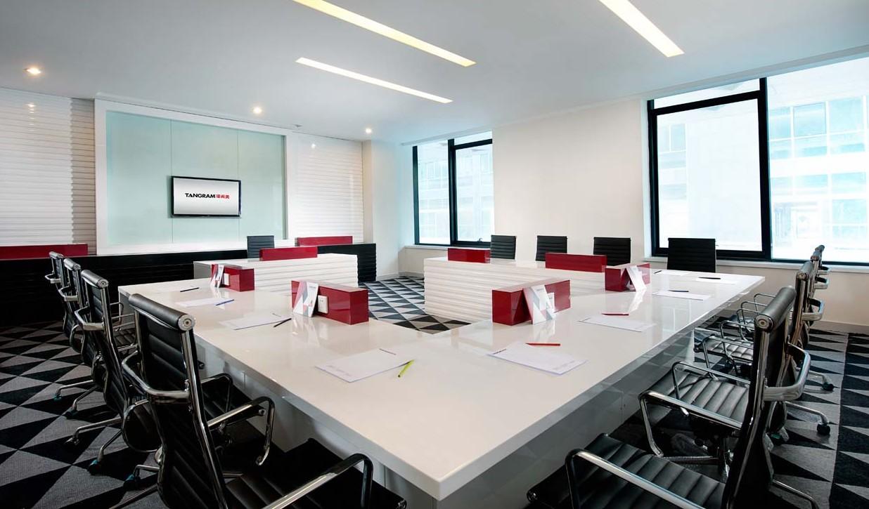 Tangram Meeting Room