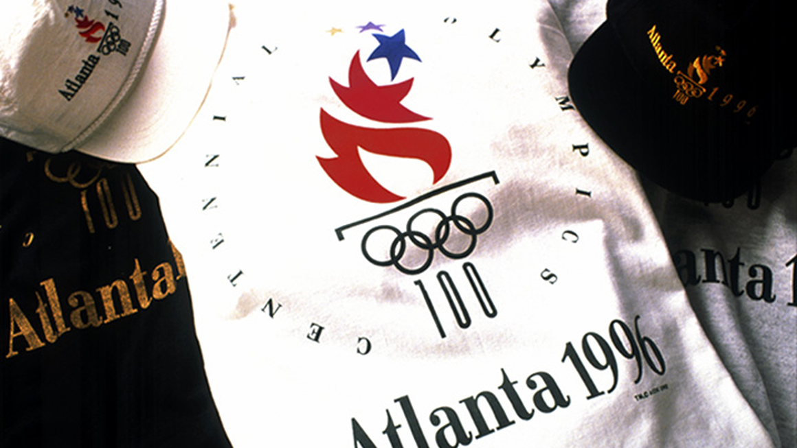 Landor at the Olympics Atlanta 1996 Shirt