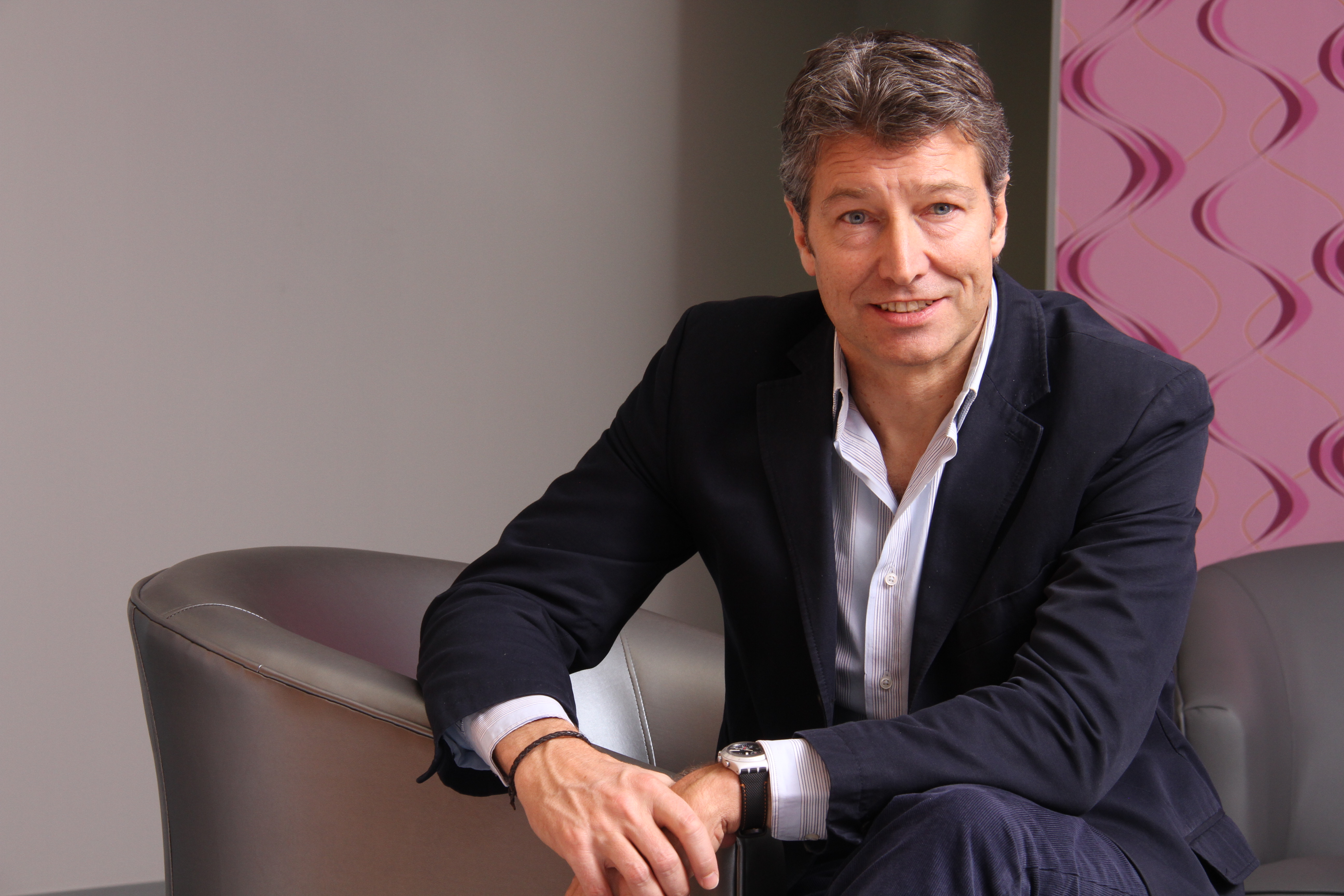 Andrew Welch managing director Landor London