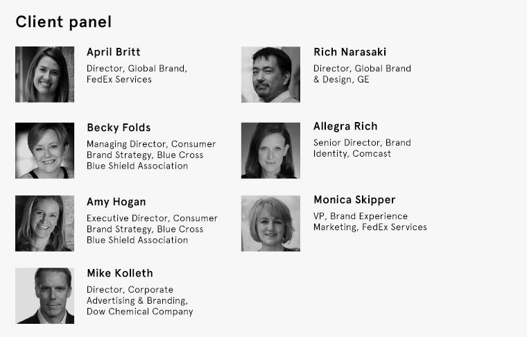 Brand Community Model client panel