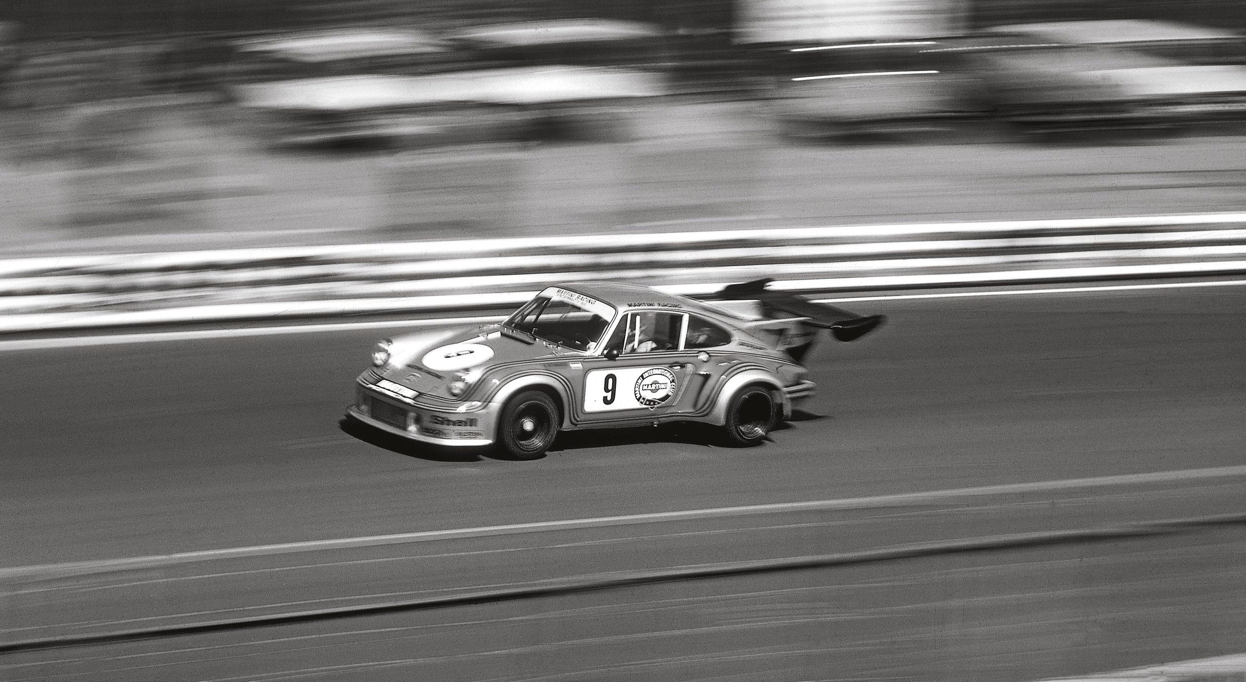 Origin branding Porsche