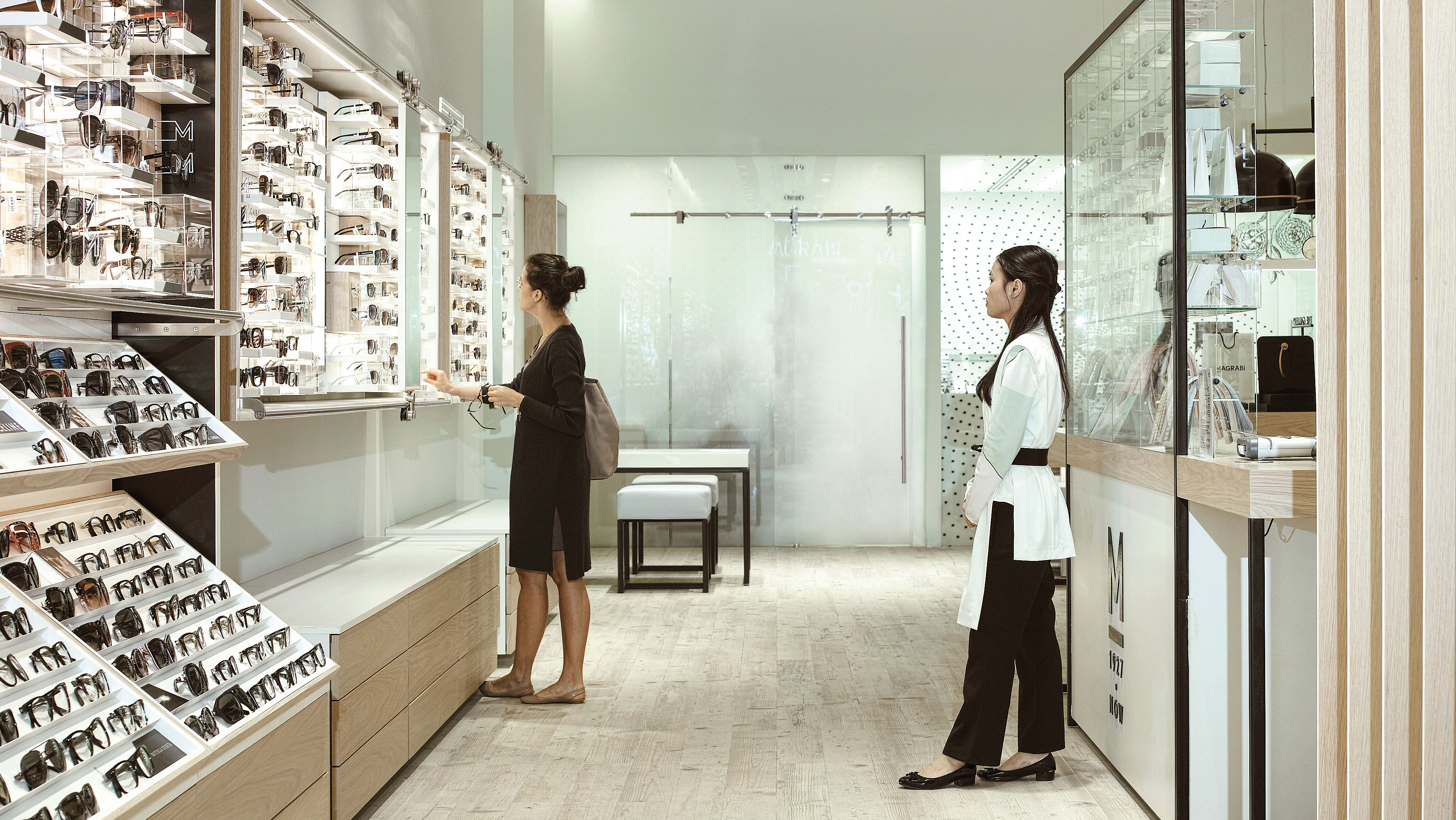 Magrabi optical in store
