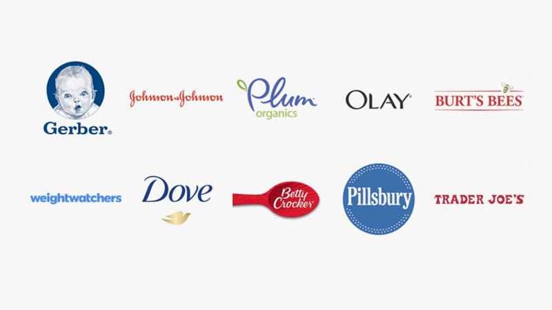 Landor Pulse logos from top 10 list