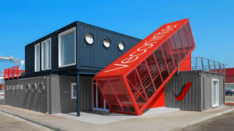 Veconinter Shipping Containers