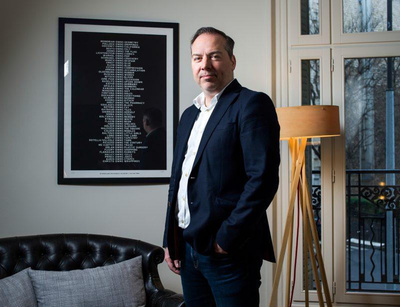 Luc Speisser Portrait Strategies
