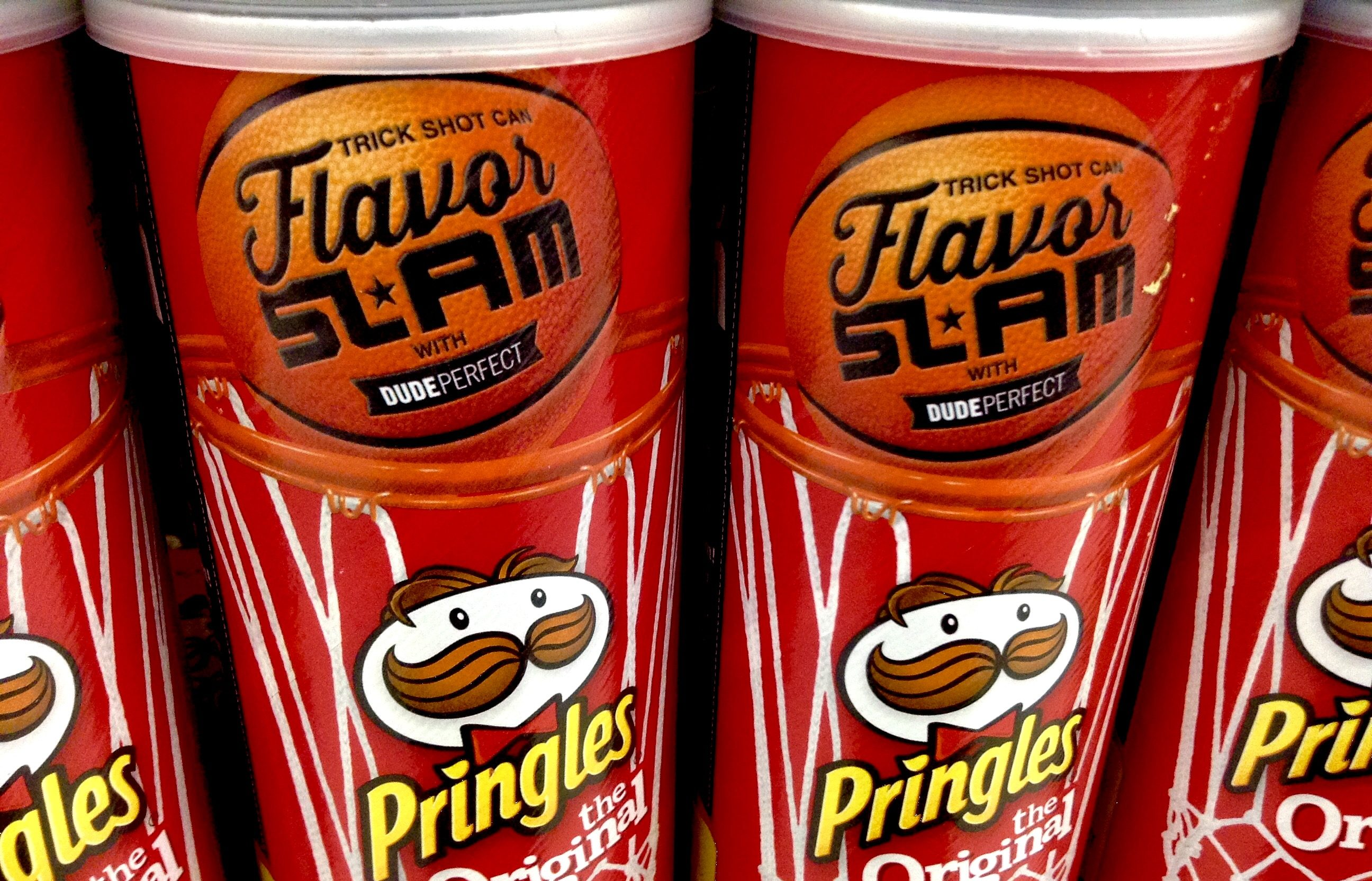 Unboxing, unboxed: Pringles packaging