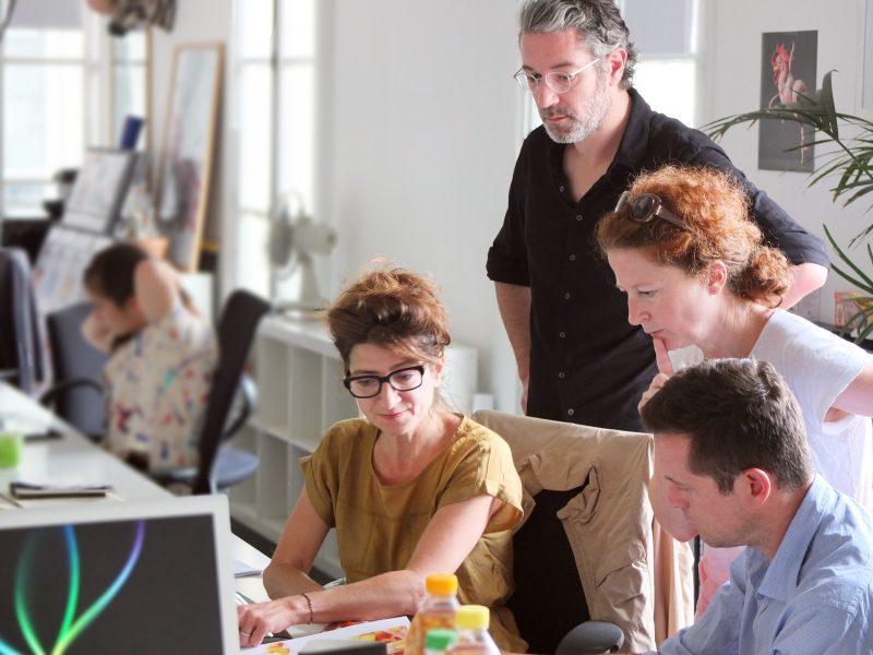 Strategy meets design; Inside the studio with Landor Paris' Tristan Macherel