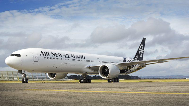 Air New Zealand Livery: Aussie Brands