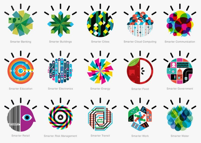 IBM Smarter Planet Logos: judging logos article