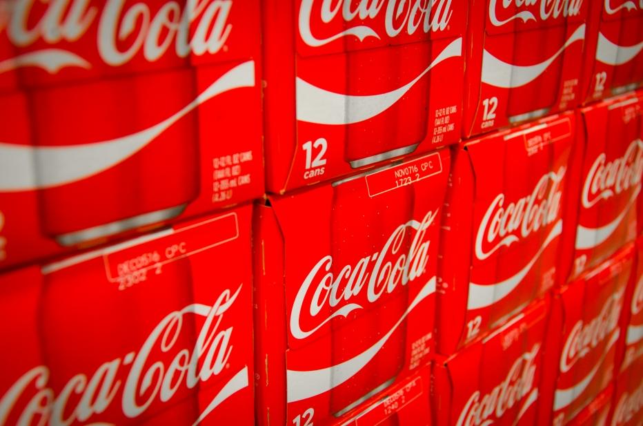 Coca-Cola Wave on Pack