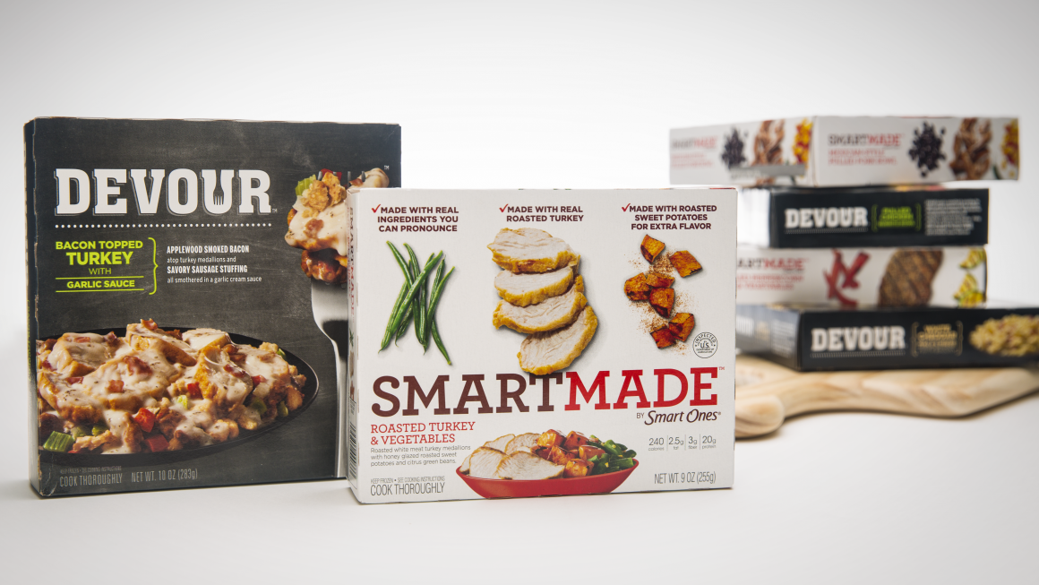 Tasting Success How Smartmade And Devour Are Breaking The Rules Of