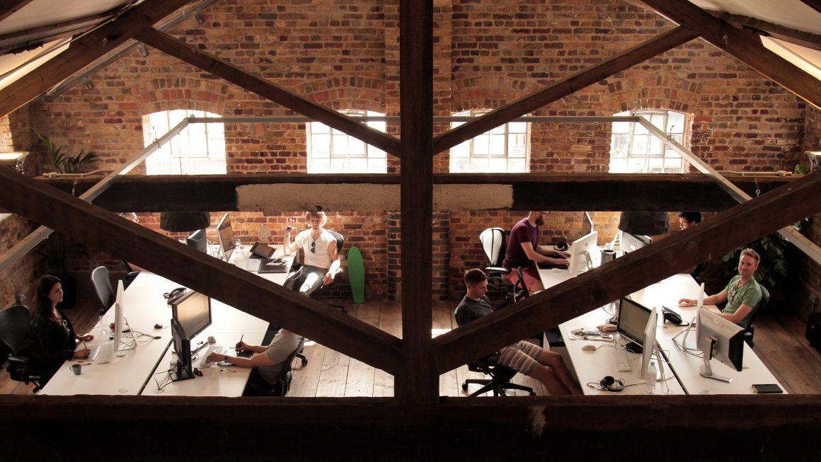ManvsMachine London office