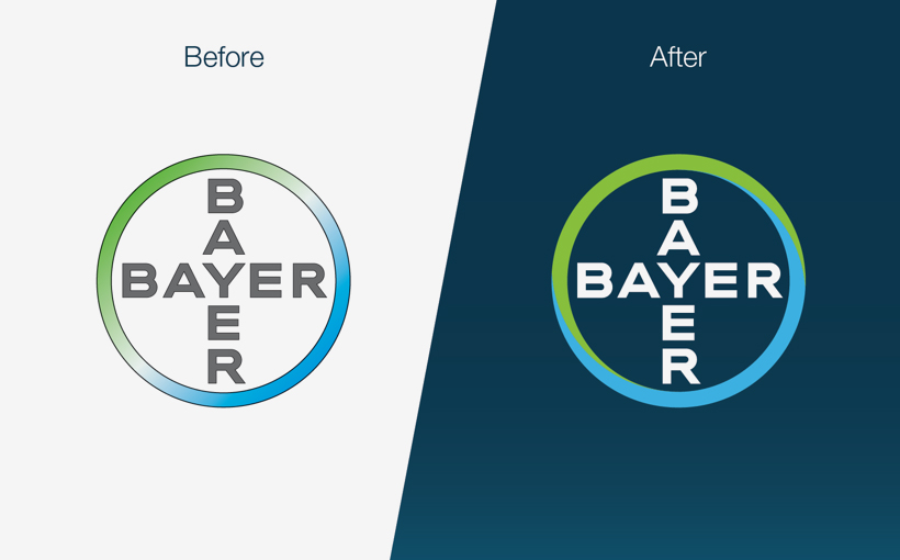 Bayer identity before and after