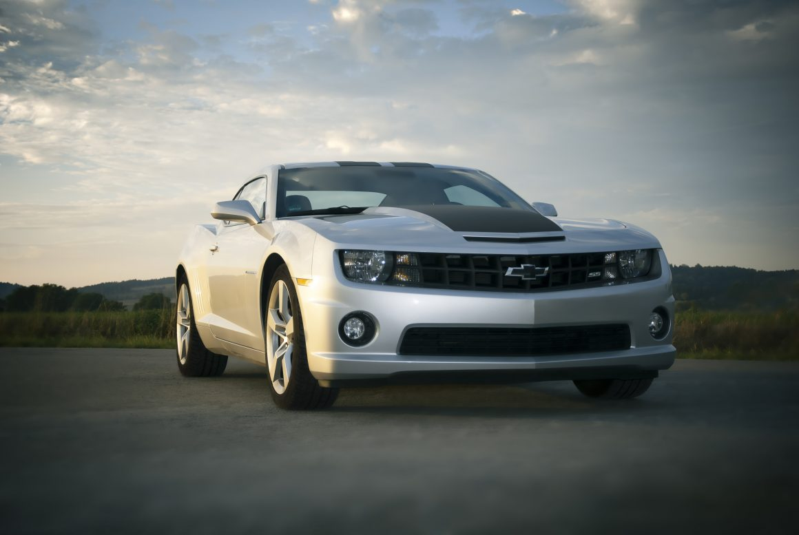 Car brands: Chevy Camaro