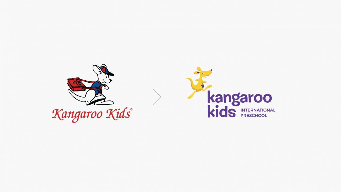 Kangaroo Kids Before After