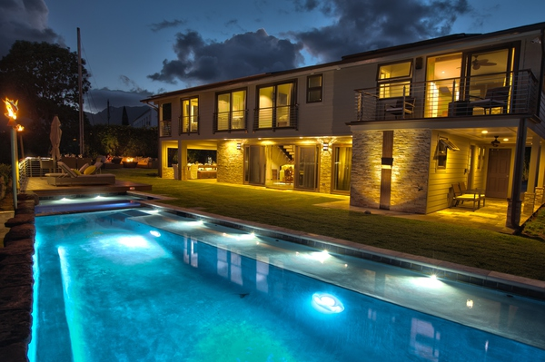 Ali'i Zen Haven - luxurious home with pool, spa, great views