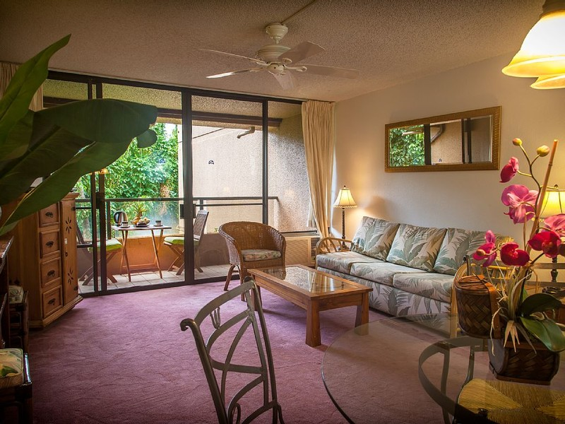 Kahana Villas - The Heart of Kahana (E-308) photo