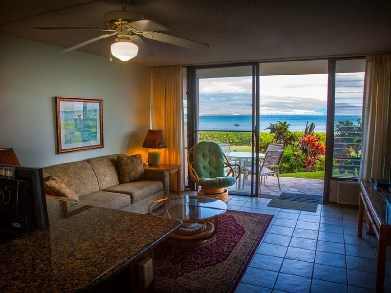 Maalaea Banyans - Relaxing Oceanfront Condo(#111) photo