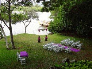 Weddings at Kualoa - Moli'i Gardens photo