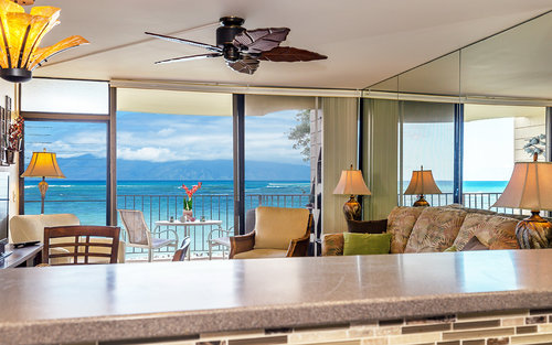 Kahana Reef Oceanfront (Unit 212)