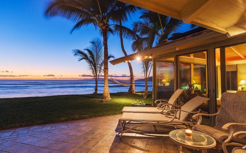 Beachfront Halama Estate photo