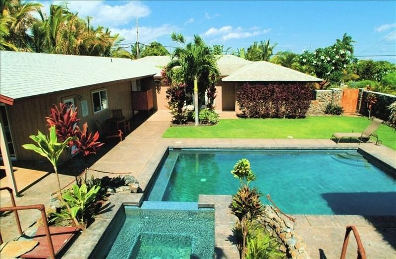 Maui Meadows Pool House photo
