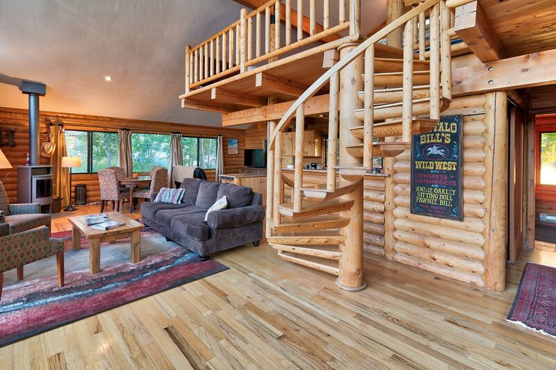 Gorgeous Teton Cabin photo