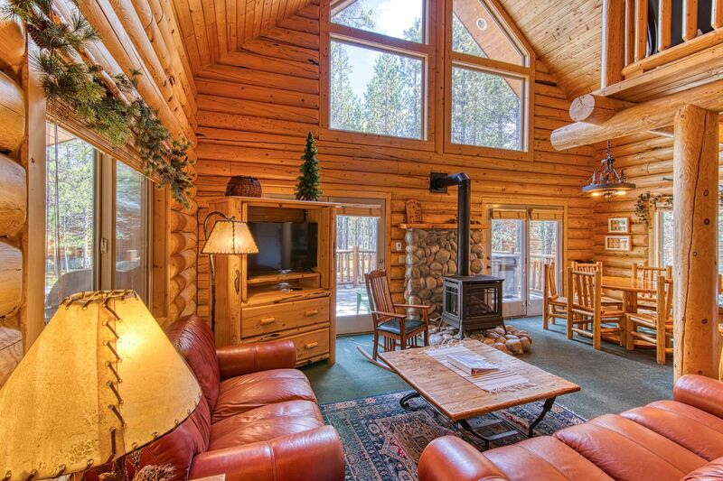 Yellowstone Cabin photo