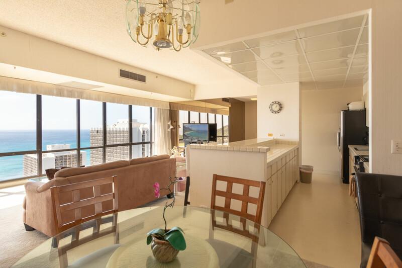 Waikiki Sunset Penthouse Suite 3806 photo