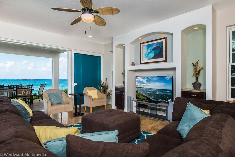 White Hibiscus House B1 - Spectacular Ocean View photo