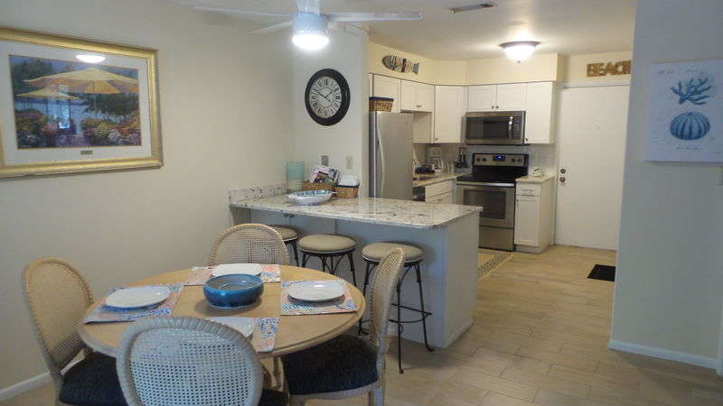 Coastal Vacation Rentals - 17H Fiddlers Cove photo