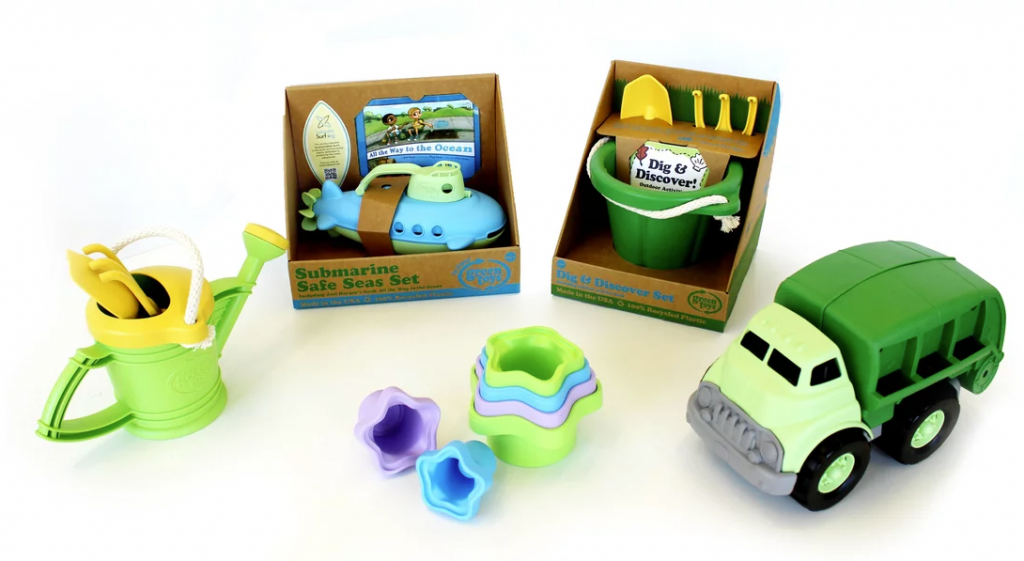 Green Toys Made In America - We Love American Made Blog