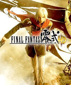 Final Fantasy Type 0 HD