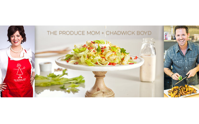 The produce mom andnowuknow partnership pic