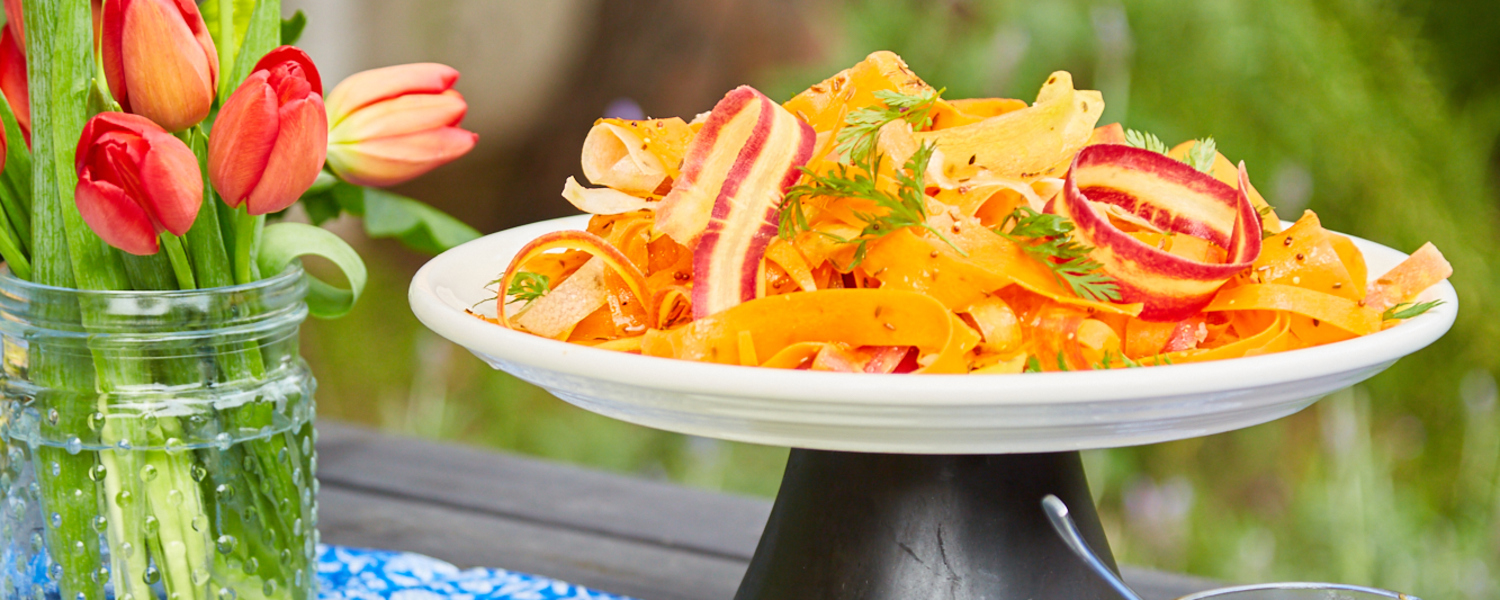 Carrot salad horiz