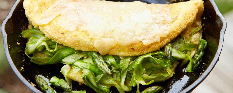 Puffy omelette horiz