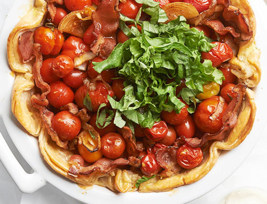 Bhg cherry tomato pie