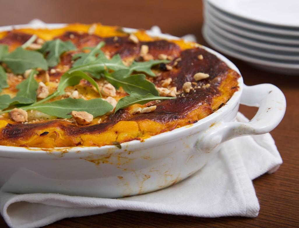 Butternut squash lasagna web