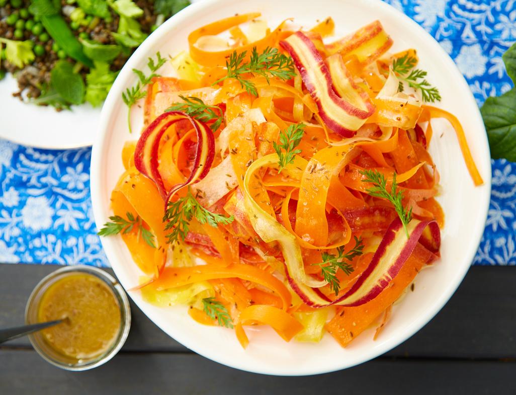 Carrot salad l5a9973