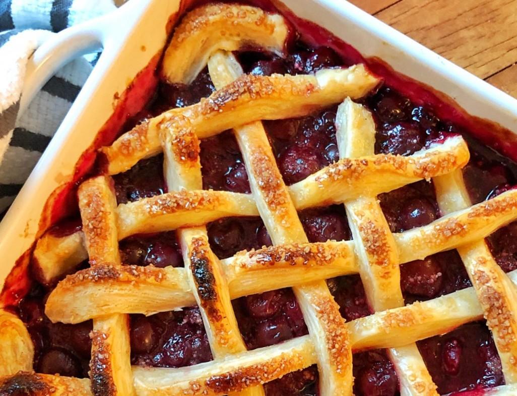 Cherry pie bars web