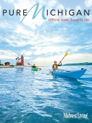 Cover of The Official 2014 Pure Michigan Travel Guide