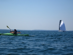 2013 Chicago to Mackinac Race