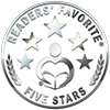 Readers' Favorite Five Stars Seal