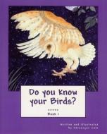 Do you Know your Birds? (Book 1)