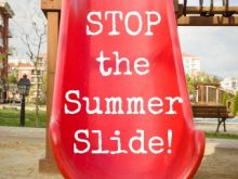 Read 20 Minutes Per Day to Prevent Summer Slide by Eric L. Zielinski