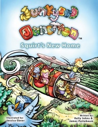 Junkyard Junction: Squirt's New Home
